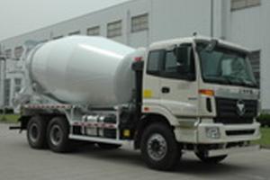 华建HDJ5257GJBAU搅拌运输车图片集