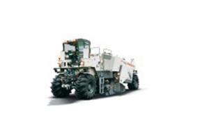 维特根WR2500SK冷再生机图片集