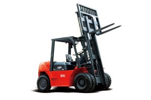 厦工XG550-DT5B内燃平衡重式叉车图片集