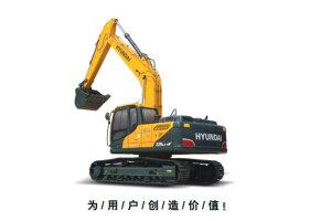 现代R275LC-9V履带挖掘机图片集
