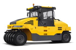 戴納派克CP275輪胎壓路機