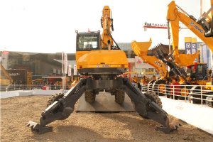 徐工ET110步履式挖掘机