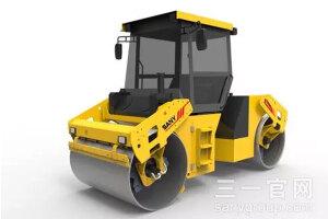 三一STR80-5双钢轮压路机