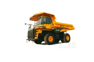 三一SRT55D机械轮矿用自卸车