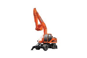 斗山DH210W-7轮式挖掘机
