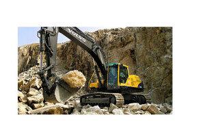 沃尔沃EC360B Prime履带式挖掘机图片集
