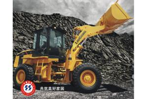 柳工CLG835-3t轮式装载机图片集