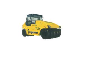 鼎盛天工YL26轮胎式压路机