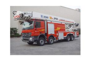 徐工JP80舉高噴射消防車