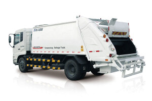 徐工XZJ5250ZYS压缩式垃圾车