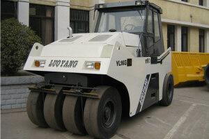 国机洛建YL16G全液压轮胎压路机