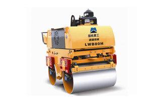 國機洛建LWB80H液壓驅動手扶振動壓路機