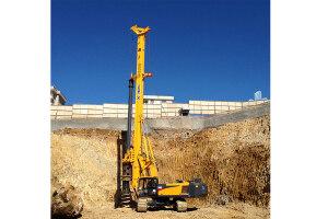 徐工XR220D旋挖钻机图片集