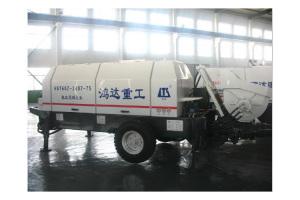 铁力士拖泵图片集2