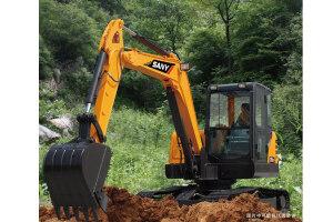 三一SY60C-9履带挖掘机