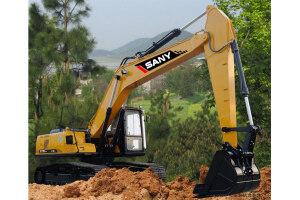 三一SY205C9履带挖掘机
