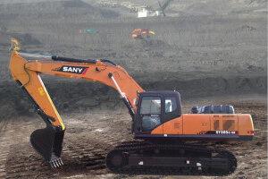 三一SY305C9履带挖掘机