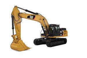 卡特彼勒336D2 XE大型挖掘机图片集