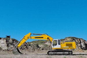 R 944 C Litronic履带挖掘机