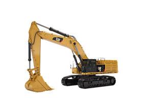 卡特彼勒390F L大型矿用挖掘机