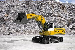 利勃海尔R 980 SME履带挖掘机图片集