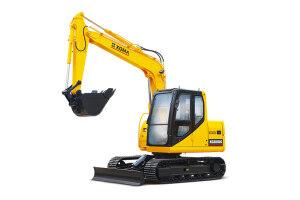 厦工XG808履带式挖掘机图片集