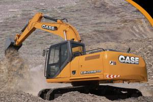 凯斯CX210B履带挖掘机图片集