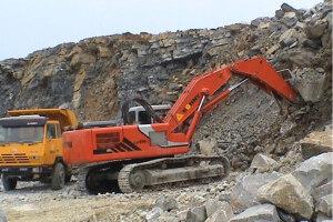 邦立重机挖掘机图片集3