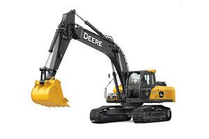 约翰迪尔E210LC履带挖掘机图片集