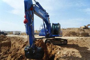 山重建机挖掘机图片集1