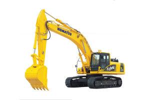 小松HB335LC-1混合动力挖掘机图片集