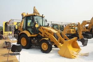 临工B877挖掘装载机图片集