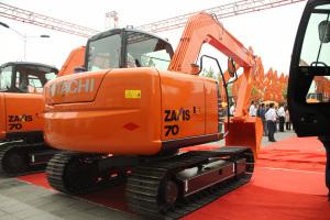 日立ZX70-5G履带挖掘机图片集