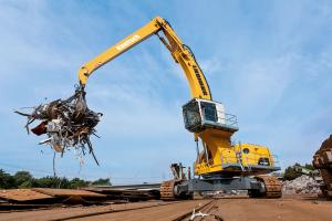 利勃海尔LH 150 M High Rise Industry Litronic物料搬运设备