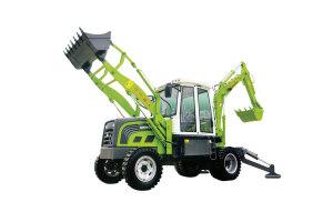 犀牛XN63180半回转轮式挖掘机