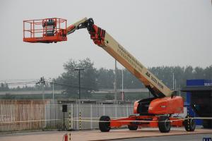 捷尔杰JLG1850SJ自行直臂式高空作业平台图片集