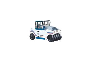廈工XG6301P輪胎壓路機