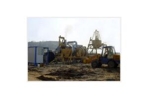 铁拓机械沥青搅拌站图片集1