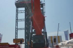 合力45吨RSH4532型正面吊