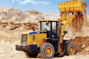 山工SEM636B-30系列装载机图片集