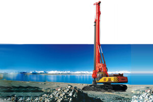 三一SR285RC8旋挖钻机