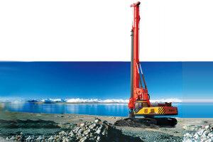 三一SR385RC8 w1旋挖钻机