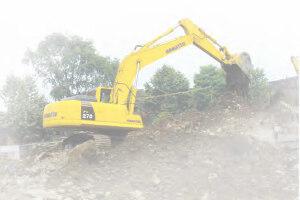 小松PC270-7履带挖掘机图片集