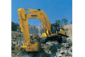 小松PC850-8履带挖掘机图片集