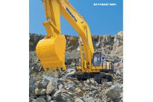 小松PC1250-7-履带挖掘机图片集