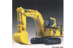 小松PC2000-8履带挖掘机图片集
