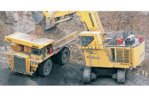 小松PC4000-6履带挖掘机图片集
