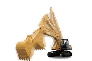 神钢SK350LC-8履带挖掘机图片集