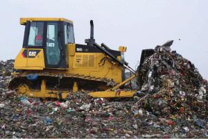 卡特彼勒D6G 系列2 LGP WH垃圾处理机图片集