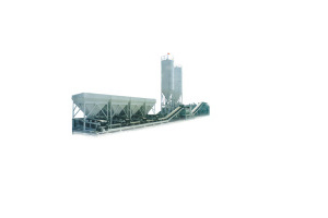 鼎盛天工WS(D)300水泥碎石稳定土厂拌设备